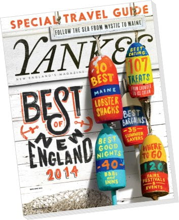 Yankee Magazine Cover - May/June 2014 Best of New England Issue