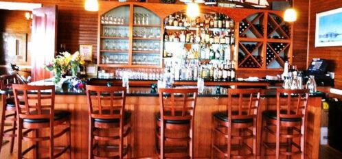 The Bar at Blue Restaurant
