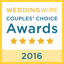 Grey-Havens Inn is a 2016 WeddingWire Couples Choice Winner