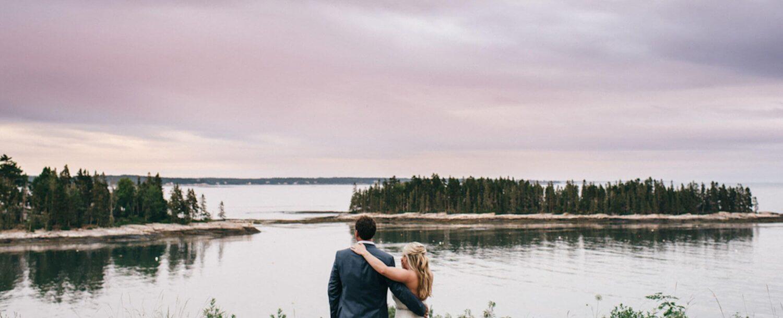Maine Oceanfront Weddings
