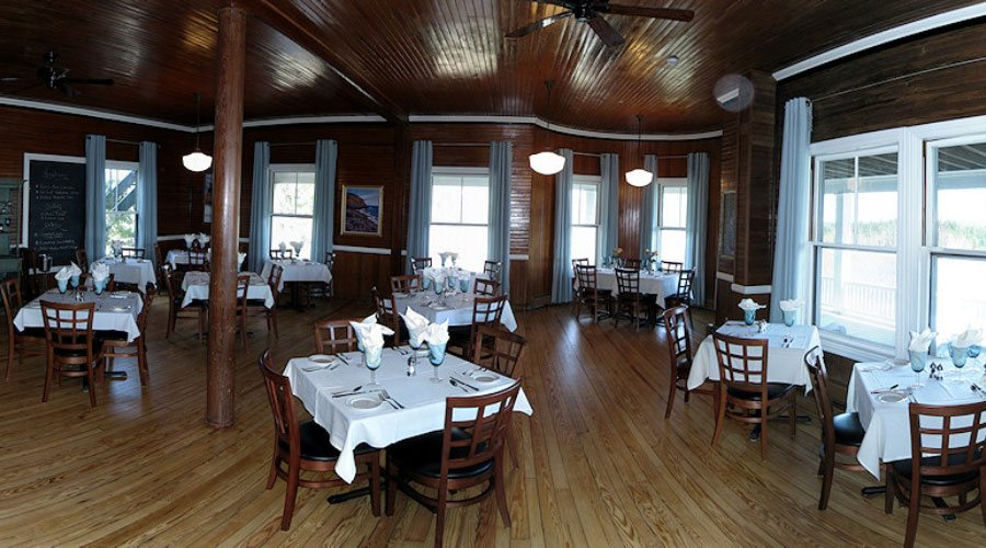 The Dining Room at Blue