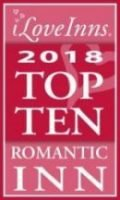 2018 top ten romantic inn