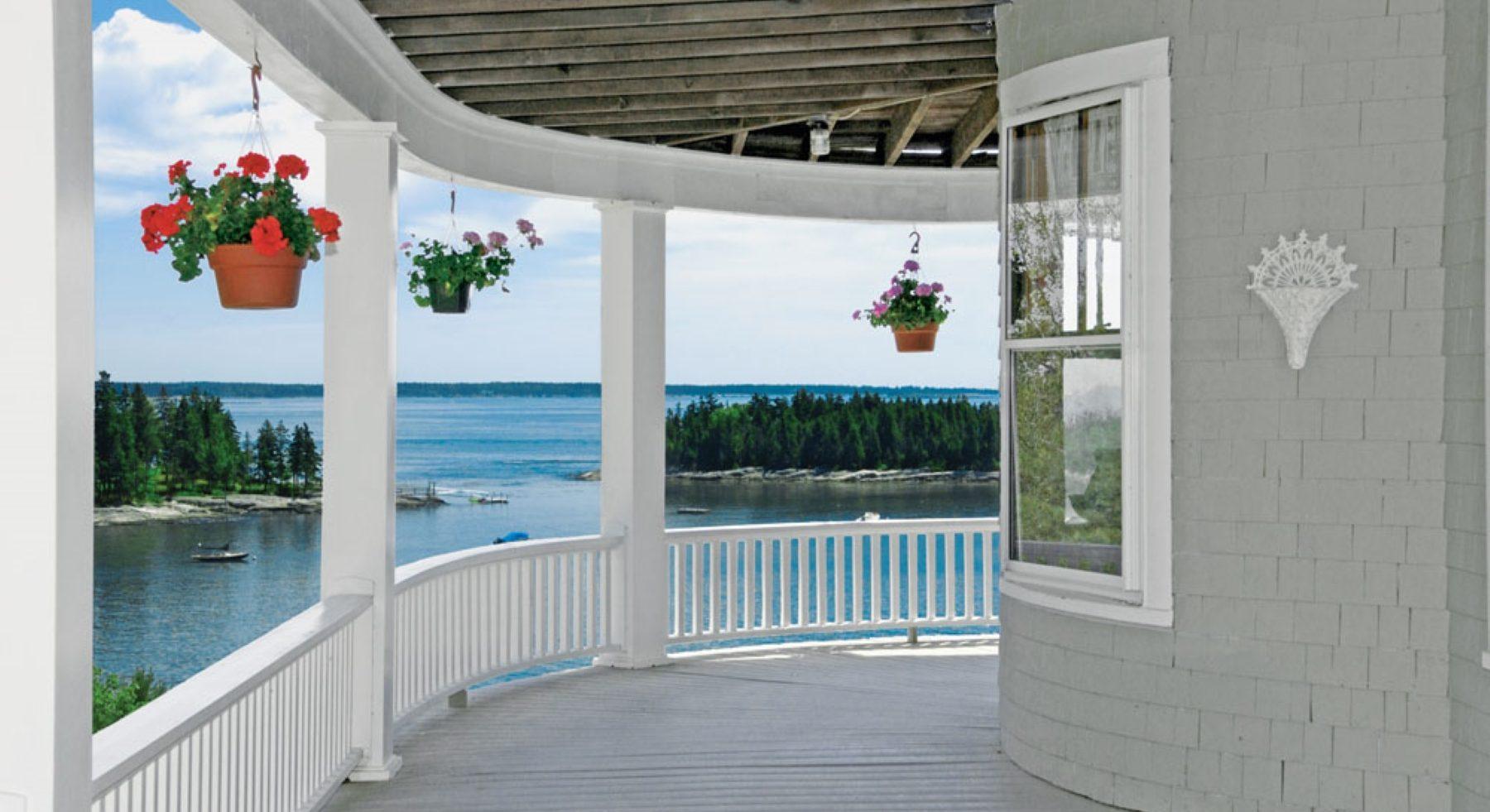 Grey Havens Front Porch
